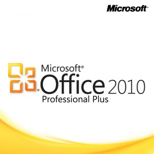 Microsoft Office 2010 Professional Plus OEM