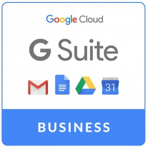 G Suite Business (Google Apps Lifetime) 2 Domains - 100 Users