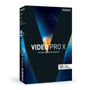 Magix Video Pro X (for Windows)