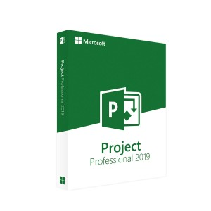 Microsoft Project 2019 Professional For PC
