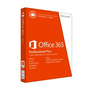 Microsoft Office 365 Pro Plus 2016 (5 devices + 1TB ) Special Price