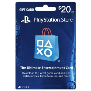PlayStation N Gift Card $20 (US) [Email Delivery]