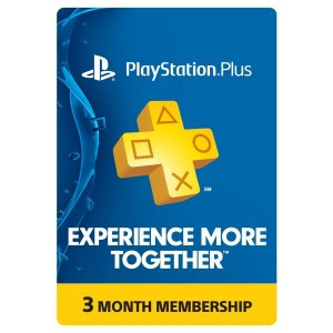 PlayStation N Plus Card 3 Months (US) [Email Delivery]