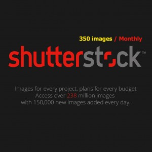 Shutterstock Standard Subscription - 1 Year