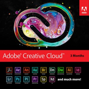 Adobe Creative Cloud Subscription 3 Months