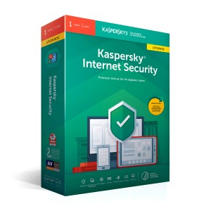 Kaspersky Internet Security 2019 - 1 PC / 6 Mothes