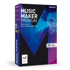 MAGIX Music Maker Premium Edition (for Windows)