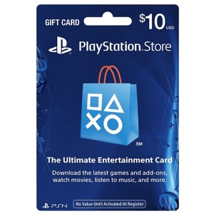 PlayStation N Gift Card $10 (US) [Email Delivery]