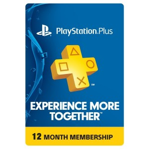 PlayStation N Plus Card 12 Months (US) [Email Delivery]