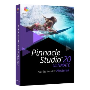 Pinnacle Studio 20 Ultimate - Windows