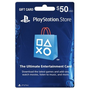 PlayStation N Gift Card $50 (US) [Email Delivery]