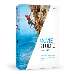 Magix VEGAS Movie Studio 14 Platinum (for Windows)