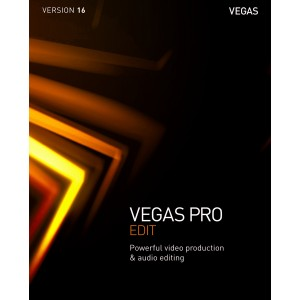 VEGAS Pro 16 Edit - Windows